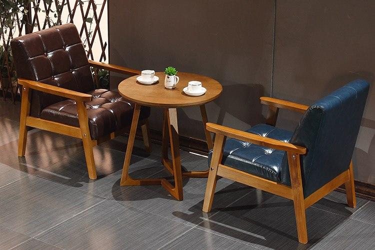 Ghế nệm quán cafe đẹp